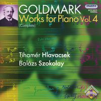 GOLDMARK: Works for piano four-hands