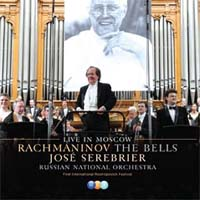 Live in Moscow: Rachmaninov - The Bells