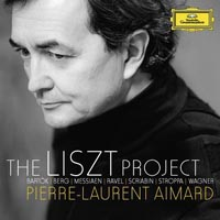Pierre-Laurent Aimard: The Liszt Project