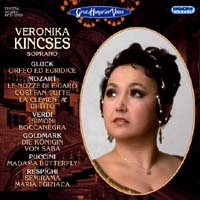 Great Hungarian Voices – Veronika Kincses