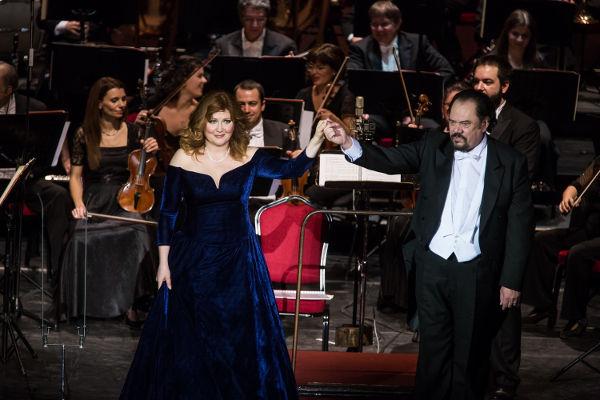 Kolonits Klára belcanto koncertje az Erkel Színházban